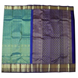 Kanchi Pattu Brocade Classic Combination