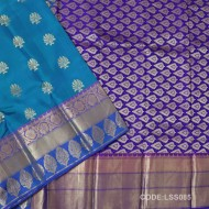 Light Weight Pattu Sarees-LSS085