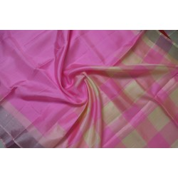 Soft Silk Prity Shaded Pink Crazy Combination