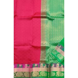 Soft Silk Saree Pure Handwoven