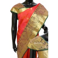 Gadwal Pure Silk @ 25% Off