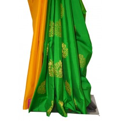 Latest Light Weight Soft Silk Partly Style