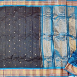 Gadwal Pure Sico with Silk blouse GS-252