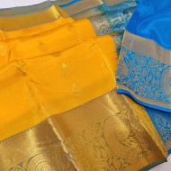 Kanchi Pattu Soft silk KMP-1001