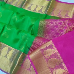 Kanchi Pattu Soft silk KMP-1002