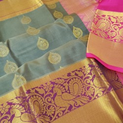 Kanchi Pattu Soft silk KMP-1003
