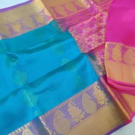 Kanchi Pattu Soft silk KMP-1006