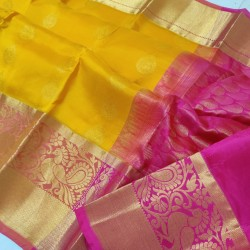 Kanchi Pattu Soft silk KMP-1007