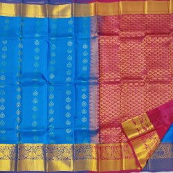 Kanchi Pattu Soft silk KMP-1008
