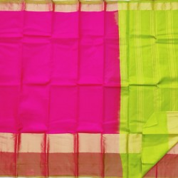 Pure SIlk Saree Plain - LSS099
