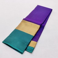 Pure SIlk Saree Plain - LSS101