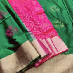 Soft Silk Sarees Partly Style - LSS113