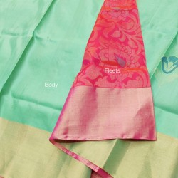 Soft Silk Sarees Partly Style - LSS116
