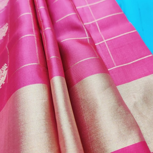 Soft Silk Sarees Partly Style - LSS117