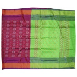 Light Weight Soft silk  Ikkat Weaving