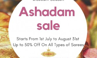 Ashadam Discount SALE !!