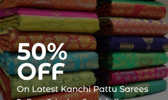 DISCOUNT SALE ON SILK SAREES