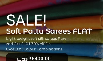 Challenging Offers On Latest Soft Silk Sarees