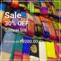 Gadwal Silk Up To 50% Off