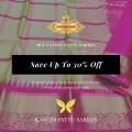Kanchi Pattu SALE 50% Off